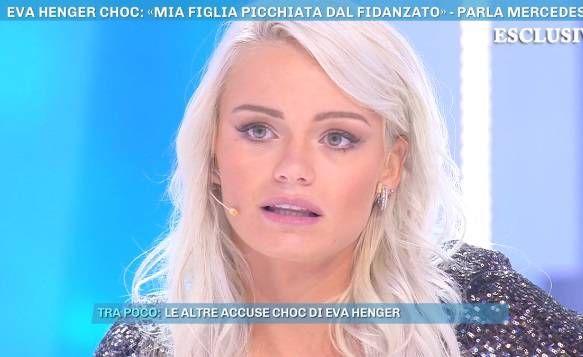 Mercedesz Henger contro la madre Eva: La finta famiglia felice non siamo io e Lucas