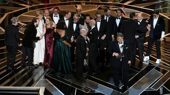 Oscar 2018 tutti i premi miglior film la forma dell for Tutti i premi oscar