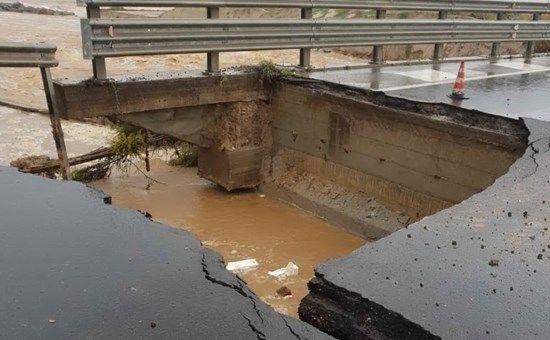 Maltempo Sardegna : Donna 45enne dispersa nel Cagliaritano. A Uta 49 persone evacuate