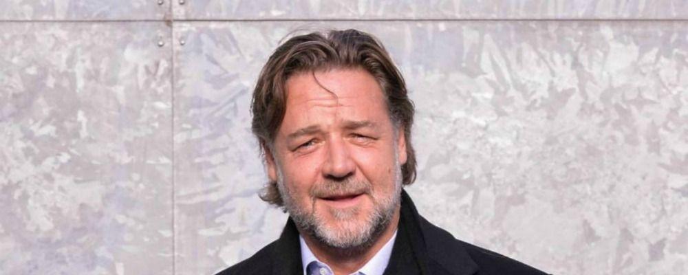 L'armatura de Il Gladiatore per pagare il divorzio di Russell Crowe
