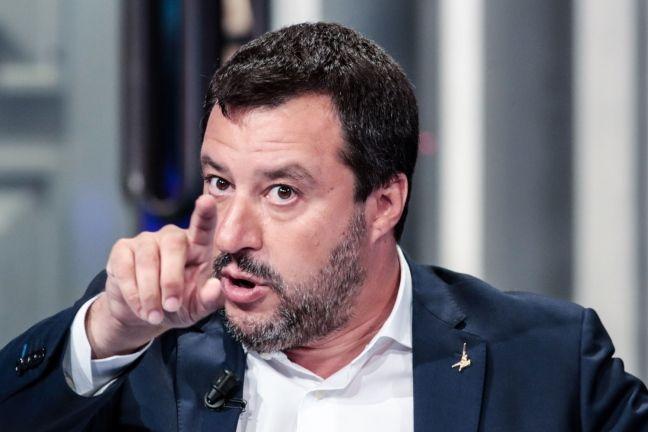 Matteo Salvini: Daremo il sangue per Taranto