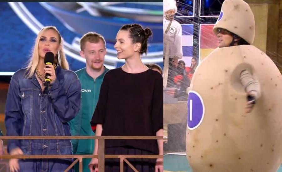 Eurogames 2019 : Quel gioco della patata in tv che scatena i doppi sensi
