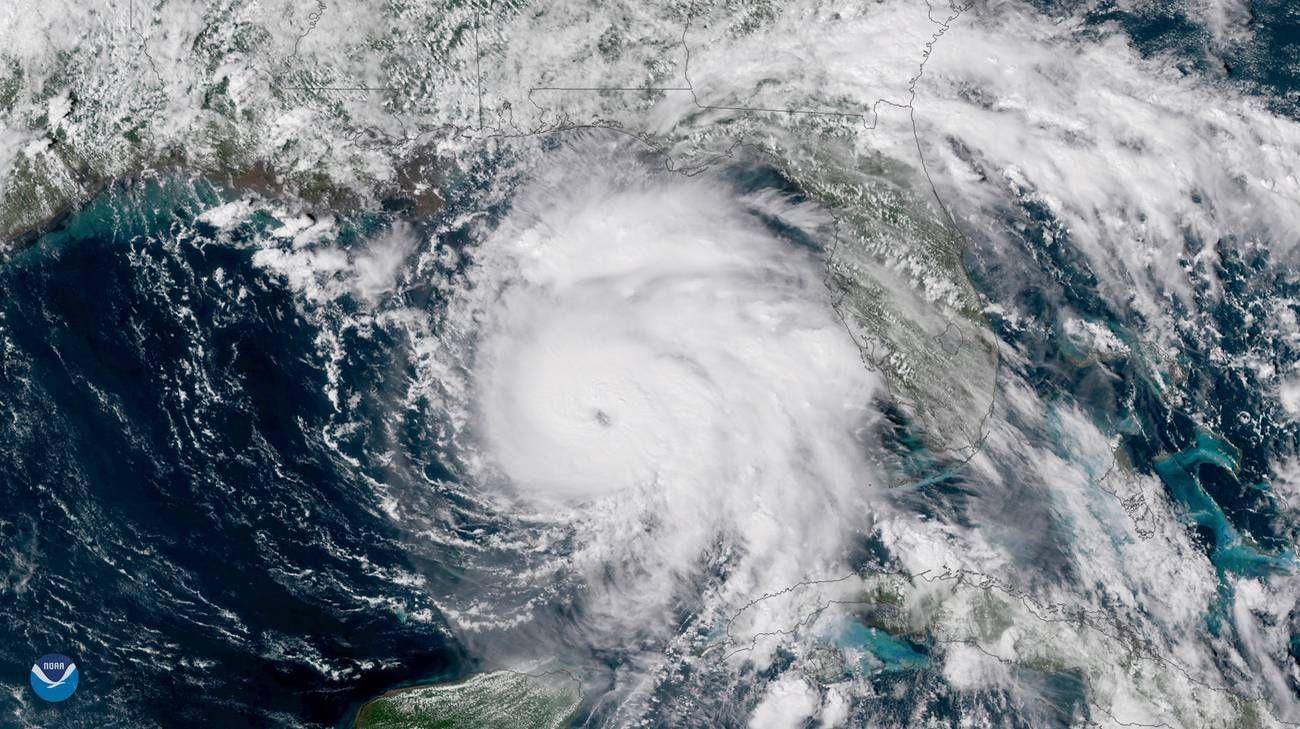 L'uragano Michael ha provocato 6 morti : Le immagini devastanti