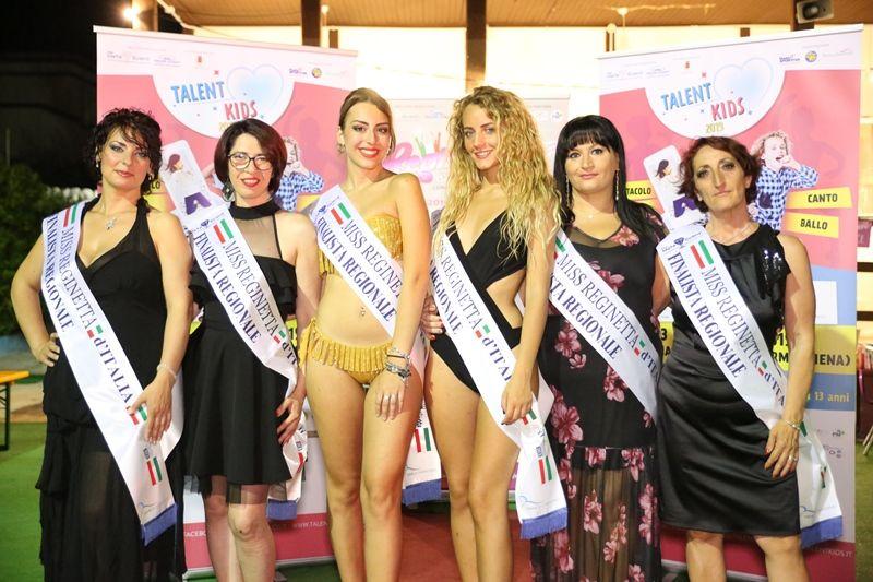 Miss Reginetta d'Italia 2019 in Puglia e Basilicata: terza tappa è al Lido Baia del Sole a Monopoli