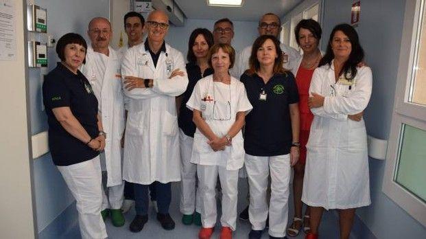 Cona (Ferrara), ospedale Sant'Anna : Arriva la terapia per la cura dei tumori neuroendocrini