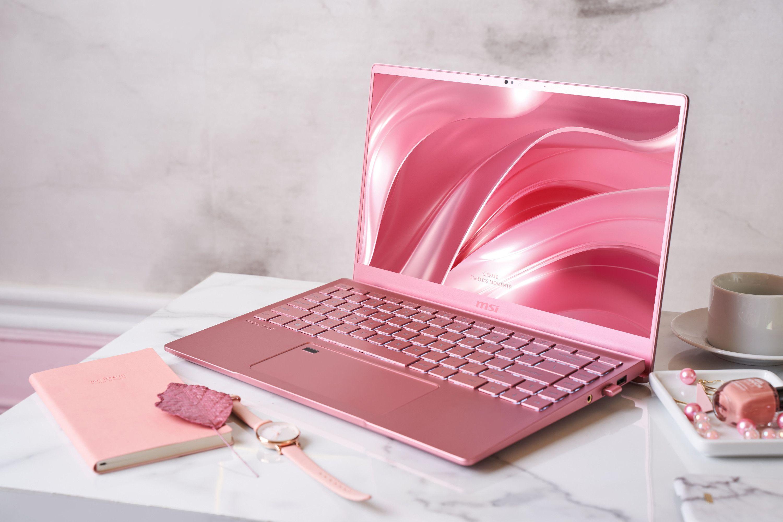 MSI Prestige 14 Pink Rose arriva in Italia