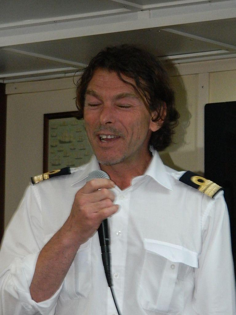 La presentazione Mare Sicuro 2019: intervento del comandante della Signora del Vento Attilio Bettini