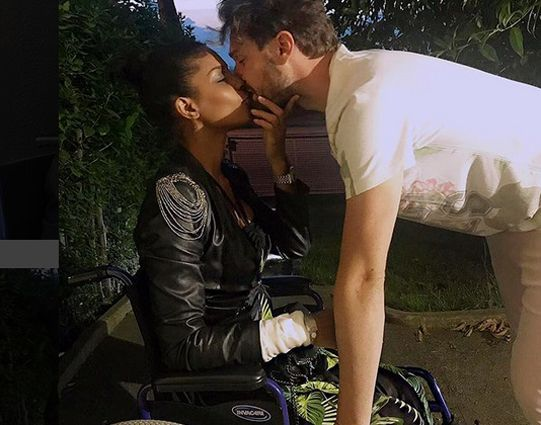 Temptation Island/ Georgette Polizzi : Dovrò vivere sulla sedia a rotelle...