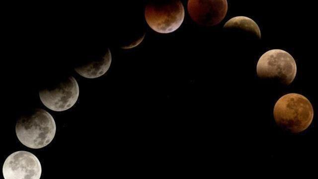 Eclissi totale di Luna! I segni zodiacalidopo il 21 Gennaio