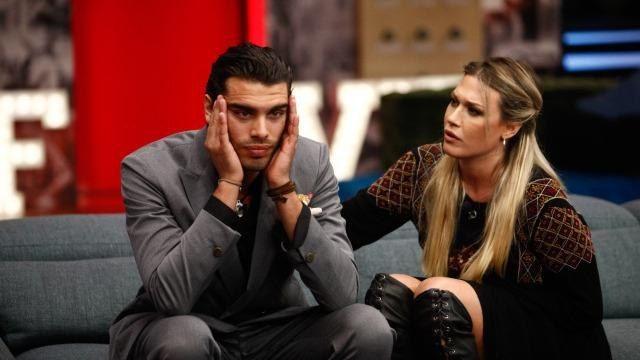 Grande fratello Vitp : notte bollente tra Stefano Sala e Benedetta Mazza?