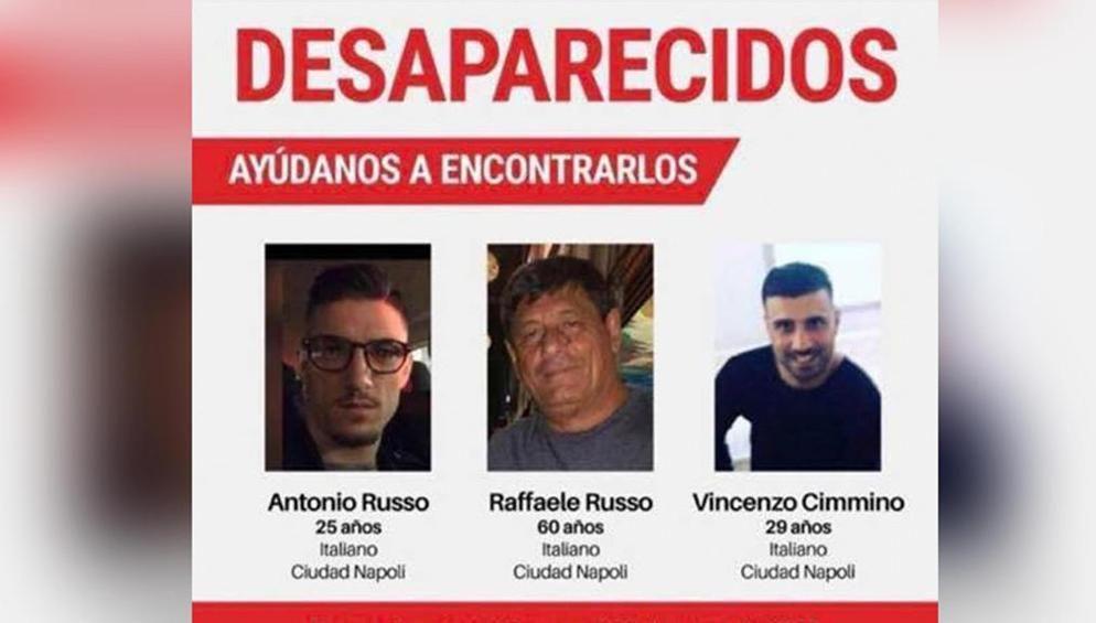 Messico/ Italiani scomparsi Raffaele e Antonio Russo e Vincenzo Cimmino venduti a banda di criminali : Arrestati 4 poliziotti