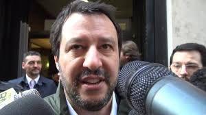 Salvini : A Montecitorio votiamo il candidato M5S