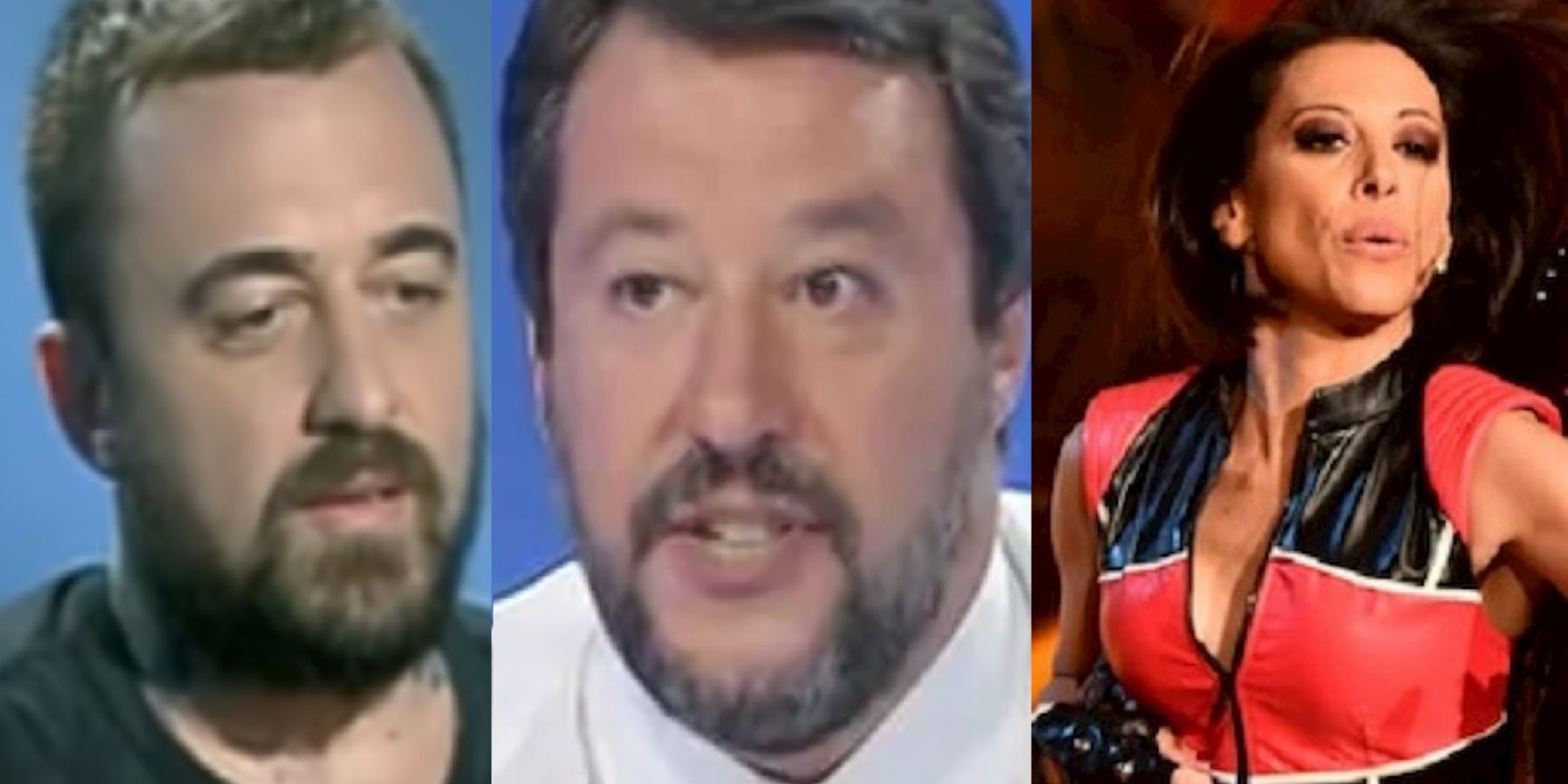 Rubio mette in dubbio il malore di Salvini! La De Girolamo lo zittisce così