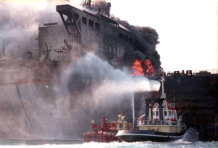 10 Aprile 1991 - Disastro Moby Prince : Soccorsi assenti e indagini scarse