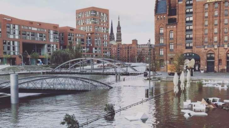 Tempesta di vento sull'Europa centrale : Morti e feriti in Repubblica Ceca, Polonia e Germania