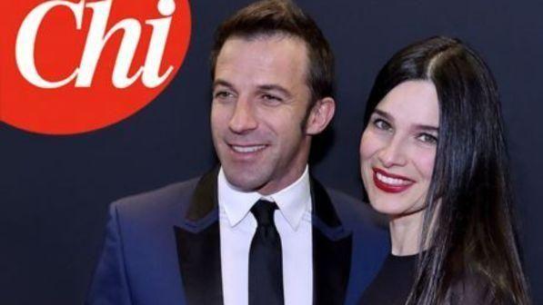 Alex Del Piero e Sonia Amoruso : dopo 19 anni è finita