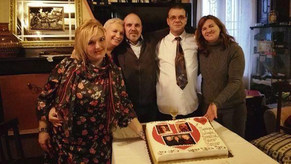 Rovigo : Dopo 45 anni si riuniscono sei fratelli, manca ancora una sorella