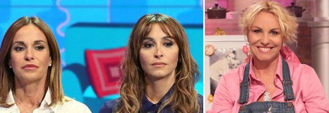 Le sorelle Parodi lasciano Domenica : Al loro posto Antonella Clerici e Elisa Isoardi alla Prova del cuoco