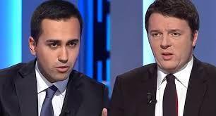 False verità e fango sugli altri! Matteo Renzi contro Luigi Di Maio