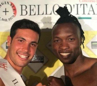 SIMONE E TEDDY SONO I PIU' BELLI D'ITALIA 2018