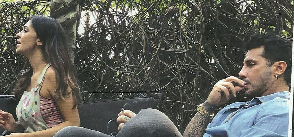 Belen Rodriguez e Fabrizio Corona, le foto dell'incontro segreto : A Fabri non rinuncio...