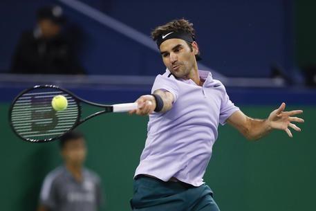 Tennis Atp Shanghai: Roger Federer trionfa