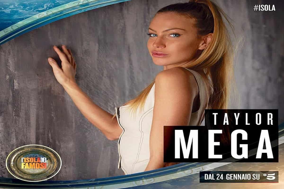 Solo tre settimane? La Marcuzzi contro Taylor Mega a l' Isola dei Famosi