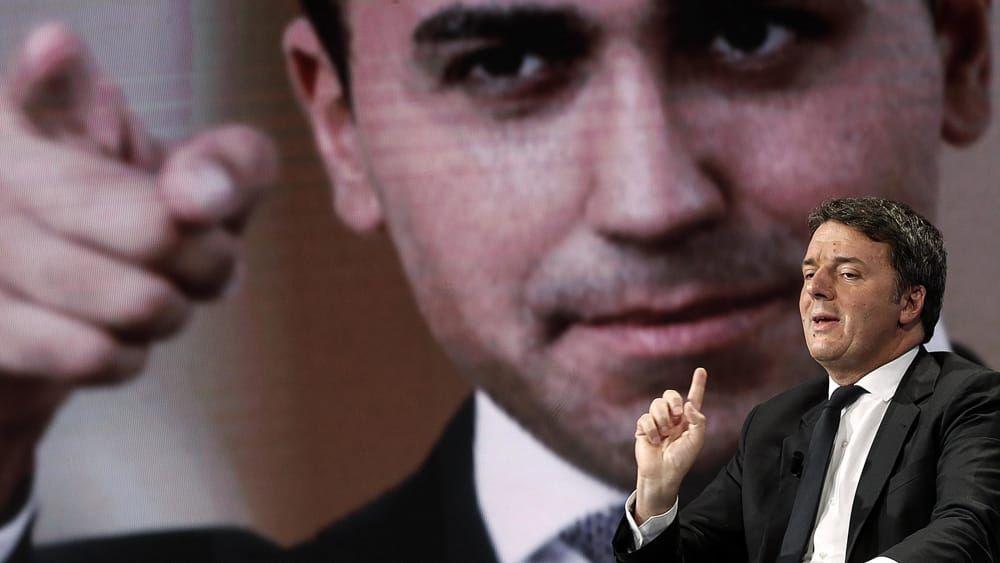 Luigi Di Maio : Via Quota 100? Fantasia Renzi