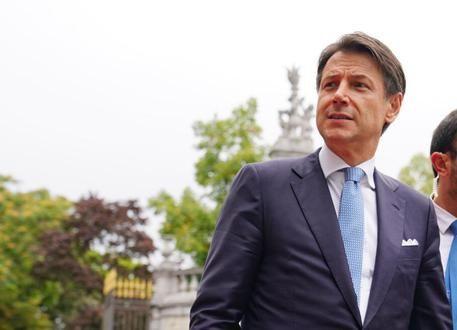Giuseppe Conte : Lavoriamo al piano di rilancio per il Mezzogiorno