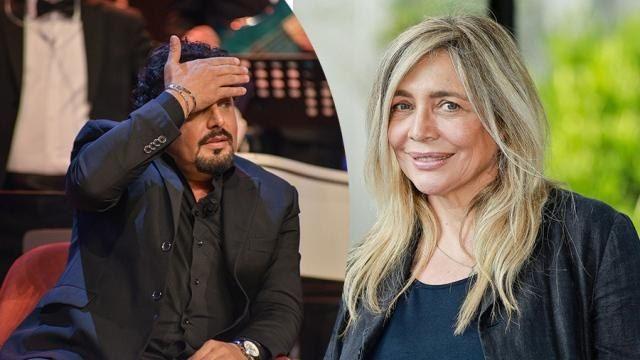 Mara Venier ed Enrico Brignano in lacrime a Domenica in