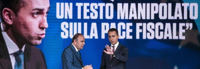Luigi Di Maio : Decreto fiscale manipolato, ma il Colle smentisce