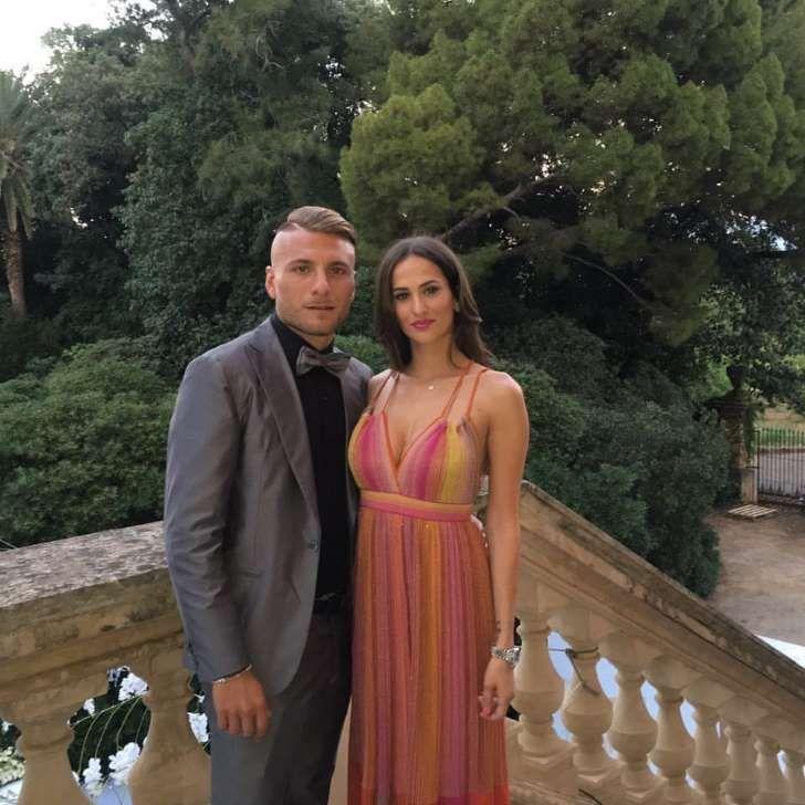 Ciro Immobile e Jessica Melena : Separazione su Instagram
