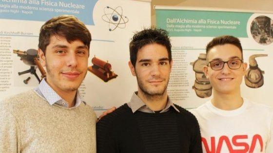 Aiutiamoli ad andare negli Stati Uniti : tre geni della robotica in finale a un concorso Usa