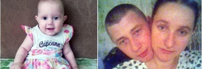 Una ferocia mai vista : Mamma mostro decapita la figlia di 8 mesi insieme all'amante