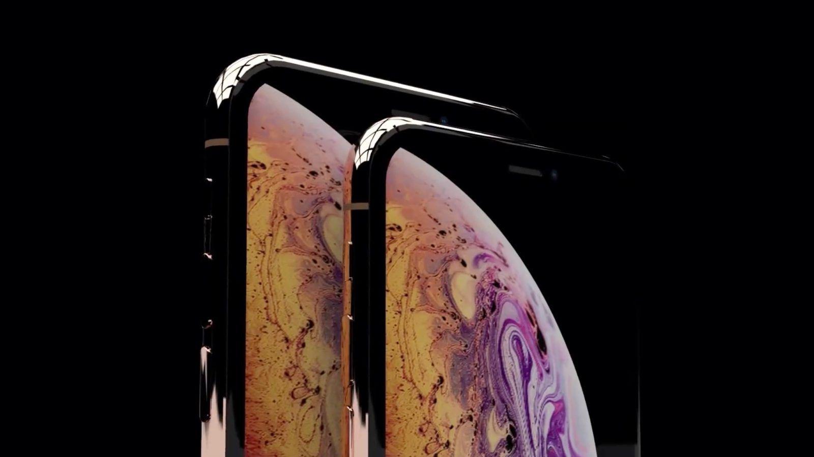 Nuovo video concept dell' iPhone XS e XS Plus