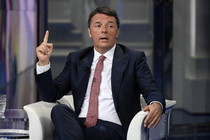 Pecca di superbia! La scissione di Matteo Renzi vista dalla Chiesa