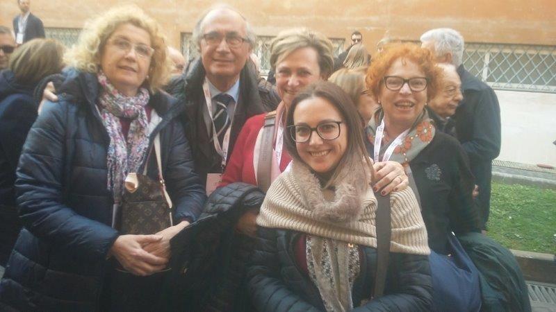 Il Papa ha ricevuto in udienza speciale anche la nutrita delegazione Ail  di Massa Carrara