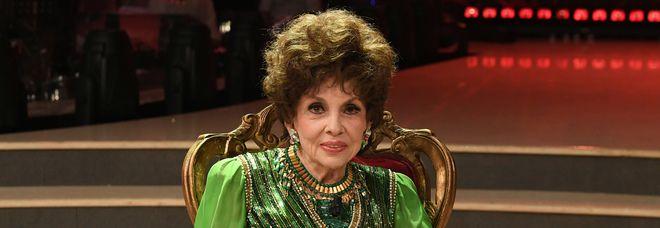 Gina Lollobrigida ricoverata in ospedale non va a Domenica In : Sto bene... sarò dimessa a breve
