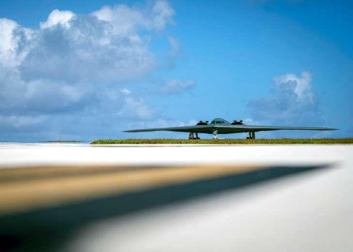 Corea del Nord : Bombardieri nucleari USA verso base di Guam