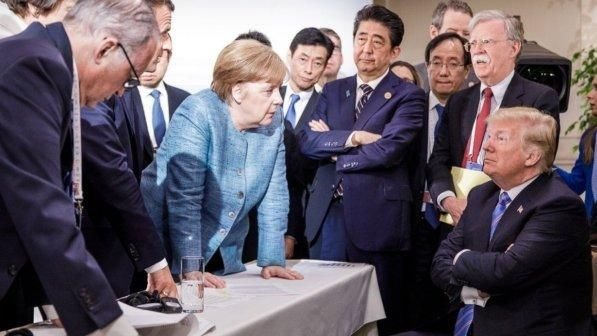 Presidente Donald Trump contro la Germania : Paghi di più alla Nato