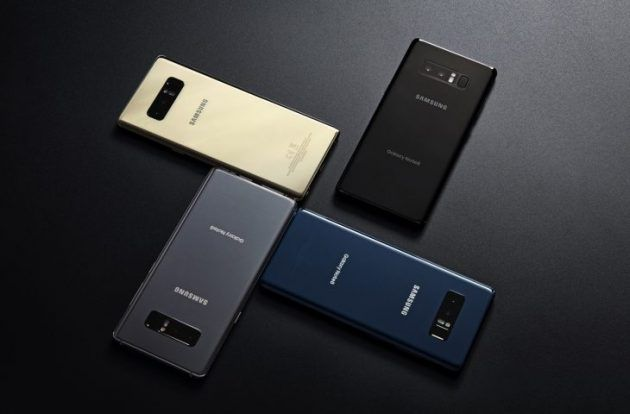 Samsung Galaxy Note 8 : Ecco il nuovo phablet