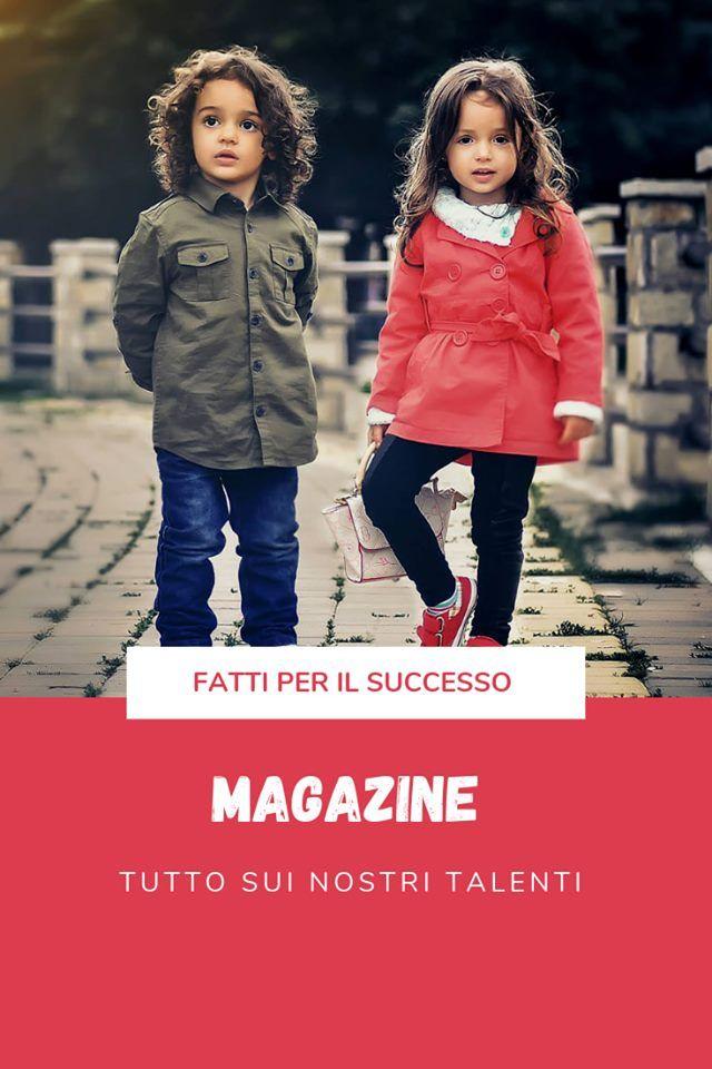Fashion Kids, Fatti per il Successo magazine sbarca in edicola