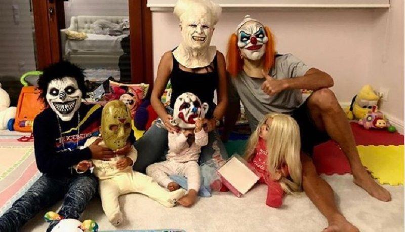 Cristiano Ronaldo : la foto di Halloween di CR7 è virale