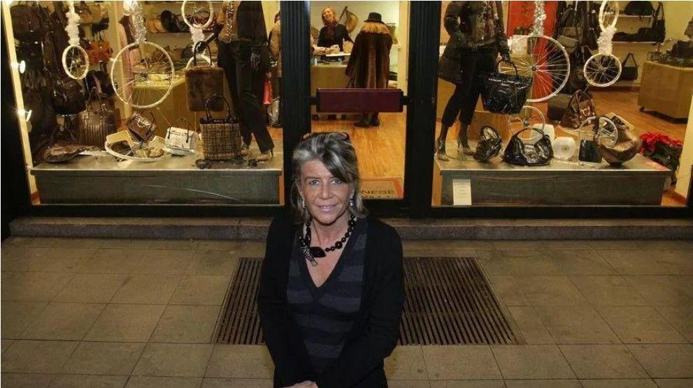 Morta Giovanna Borbonese! La proprietaria dello storico marchio di borse stroncata da un male