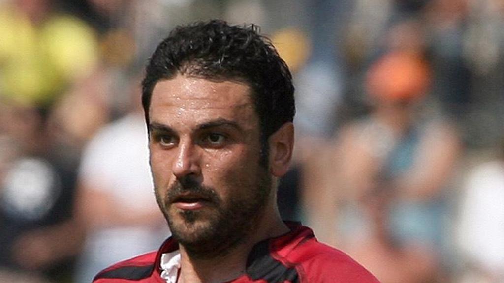 L'ex calciatore della Lazio Stefano Fiore condannato : uccise un 22enne in incidente