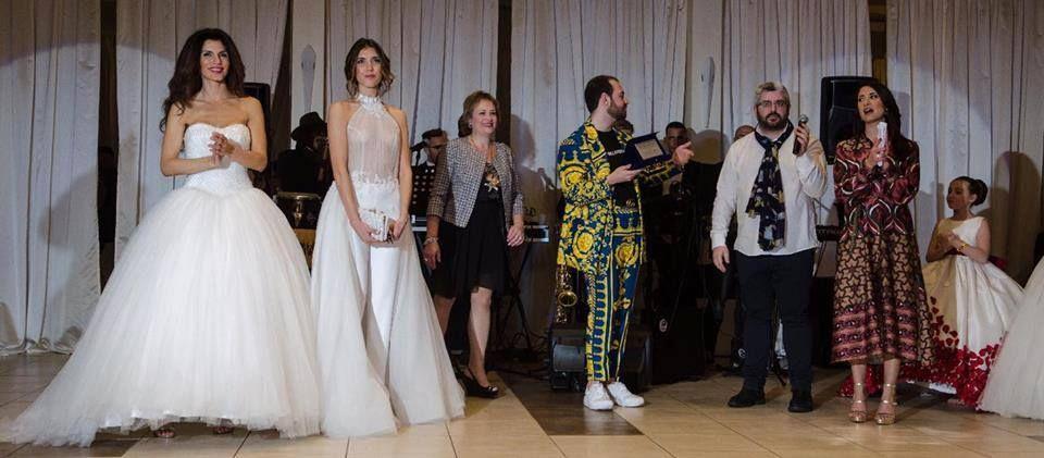 Vincenzo Maiorano premiato al The Fashion Show Night 2018