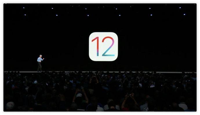 E' arrivato, Apple presenta ufficialmente iOS 12!