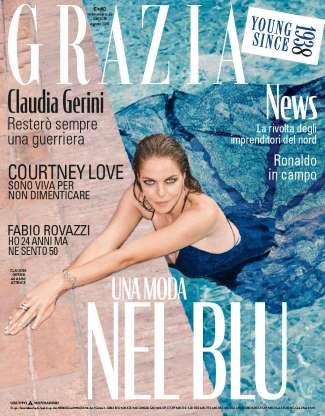 Claudia Gerini : Ecco perché ha lasciato Andrea Preti