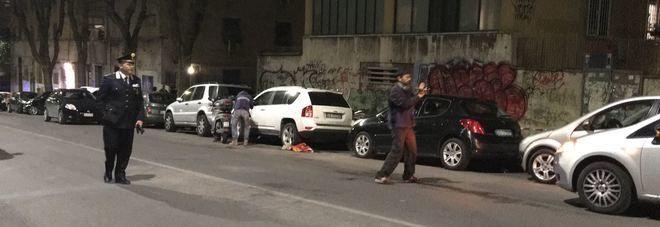 Roma : Carabiniere spara a un'auto e colpisce una madre con la figlia in motorino