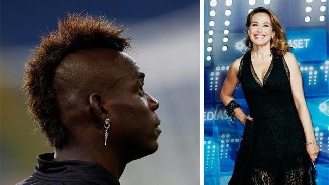 Vergognati! Il calciatore Balotelli contro Barbara D'Urso